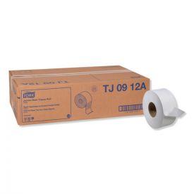 Tork® Universal Jumbo Bath Tissue, Septic Safe, 1-Ply, White, 3.48
