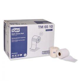 Tork® Premium Bath Tissue, Septic Safe, 2-Ply, White, 400 Sheets/Roll