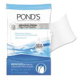 Pond's® MoistureClean Towelettes, Original