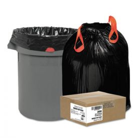 Draw 'n Tie® Heavy-Duty Trash Bags, 30 gal, 1.2 mil, 30.5