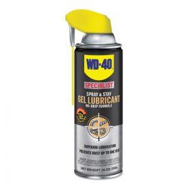 WD-40® Specialist Spray & Stay Gel, 10oz. Aerosol Can