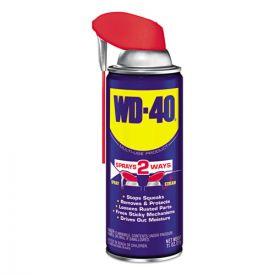 WD-40® Smart Straw Spray Lubricant, 11oz. Aerosol Can