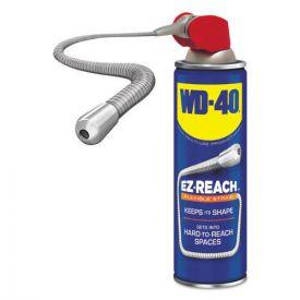 WD-40® Lubricant Spray, 14.4oz Aerosol Can w/EZ Reach Straw