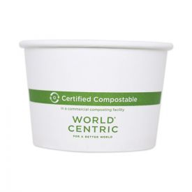 World Centric® Paper Bowls, 3.5