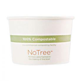 World Centric® No Tree Paper Bowls, 3.4