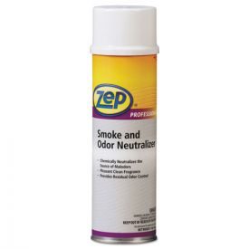 Zep Professional® Smoke and Odor Neutralizer, Pleasant Scent, 20oz Aerosol