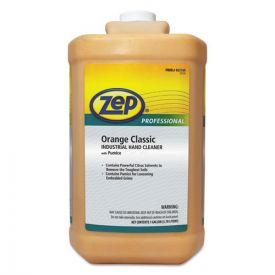 Zep Professional® Industrial Hand Cleaner, Orange, 4-1 gal Bottle