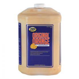 Zep Commercial® Original Orange Industrial Hand Cleaner, Orange, 4-1 gal Bottle