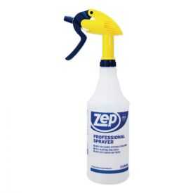 Zep Commercial® Professional Spray Bottle, 32oz. Blue, Gold Clea