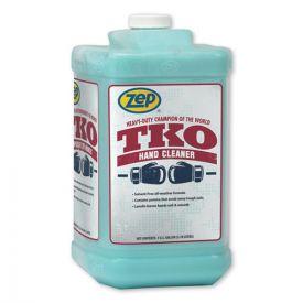 Zep® TKO Hand Cleaner, Lemon Lime Scent, 4-1 gal Bottle