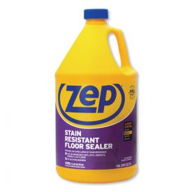 Zep Commercial® Stain Resistant Floor Sealer, Unscented, 4-1 gal