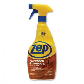 Zep Commercial® Hardwood and Laminate Cleaner, 32oz Spray Bottle