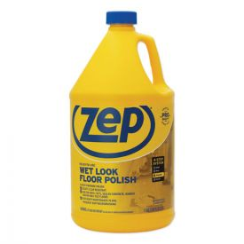 Zep Commercial® Wet Look Floor Polish, 4-1gal.