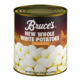 Bruce's New Whole White Potatoes #10