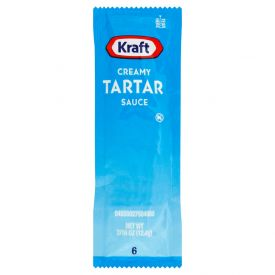 Kraft Tartar Sauce Packs -12.4gm