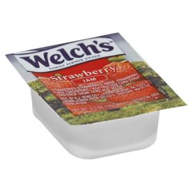Welch's Strawberry Jam - 0.5oz