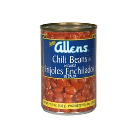 Allens Spiced Chili Beans #10