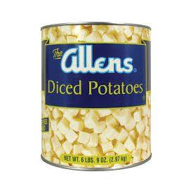 Allens Diced Irish Potatoes #10