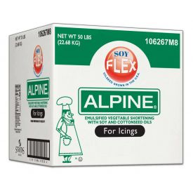 Alpine Soy Flex Shortening 50lb.