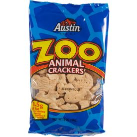 Austin Animal Zoo Crackers 2oz