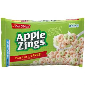 Malt O Meal Apple Zings Cereal, 6-24.4oz.