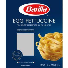 Barilla Egg FettuccinePasta 500gm.