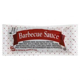 Portion Pac Barbecue Sauce Packets - 12gm