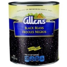Allen Black Beans 111oz.