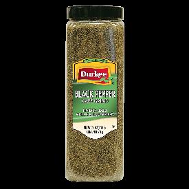 Durkee Black Pepper Shaker Grind 16oz