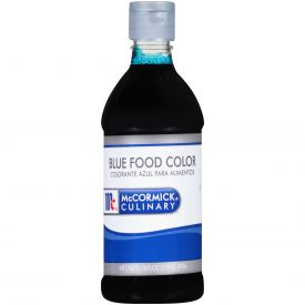 McCormick Blue Food Color 16oz.