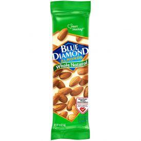 Blue Diamond Whole Natural Unsalted Almonds 1.5oz.