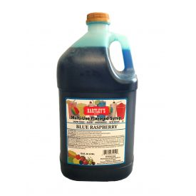 Hartley's Blue Raspberry Multi-Use Syrup 1 Gallon