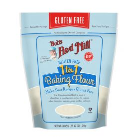 Bob's Red Mill Gluten Free 1 to 1 Baking Flour 44oz.
