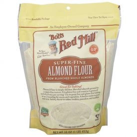 Bob's Red Mill Gluten Free Almond Flour 16oz.