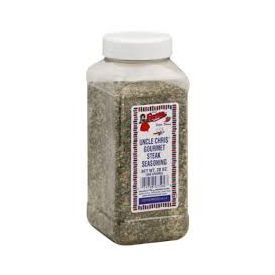 Bolner's Fiesta Uncle Chris Steak Seasoning 20oz