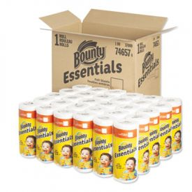 Bounty® Essentials Roll Paper Towels 2-Ply, 11 x 10.2