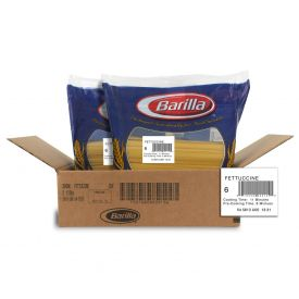 Barilla Fettuccine Pasta - 160oz