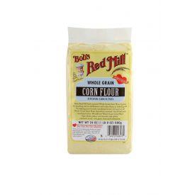 Bob's Red Mill Corn Flour 24oz.