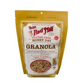 Bob's Red Mill Honey Oat Granola 12oz.