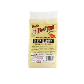 Bob's Red Mill Masa Harina Corn Flour 24oz.