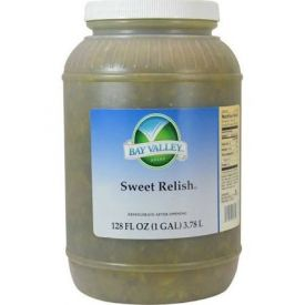 Bay Valley Sweet Relish  4/1 gal