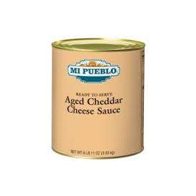 Mi Pueblo Aged Cheese Sauce