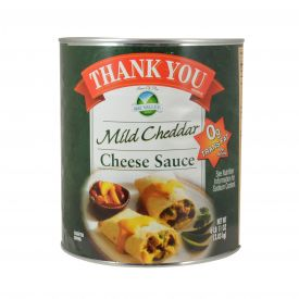 Thank You Mild Cheese Sauce #10 cans