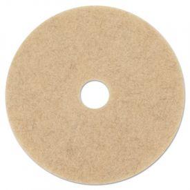 Boardwalk® Ultra High-Speed Natural Hair Buffing Extra Floor Pad, 24