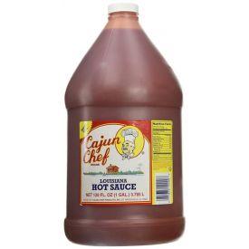 Cajun Chef Louisiana Hot Sauce 4/1