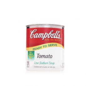 Campbell's Low Sodium Tomato Soup - 7.25oz