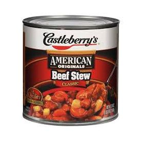 Castleberry's Beef Stew #10