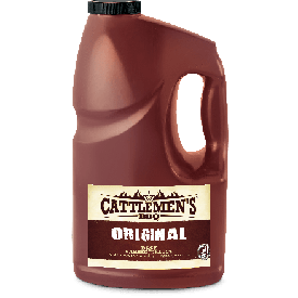 Cattlemen's Original St. Louis BBQ Sauce 1gallon