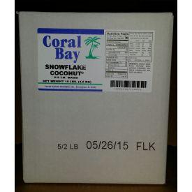 Coral Bay Snowflake Coconut 10 lb