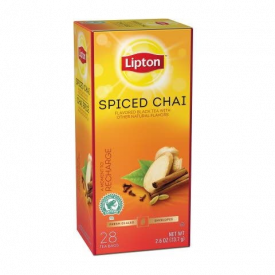 Lipton Individual Spiced Chai Tea Bag
